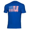 TITLE Boxing TBTS64 American Pride Tee