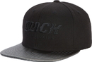 TITLE BLACK TCAP30-FLAT TITLE BLACK Carbonite Flat Bill Cap