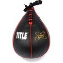 TITLE Boxing TESBC Gyro Balanced Leather Speed Bag