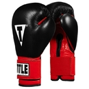 TITLE Boxing TIFYSG 12 RD/BK Infused Foam Youth Training/Sparring Gloves
