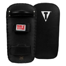 TITLE Classic TPCX1 Pro-Style Leather Thai Pads 2.0 - Pair
