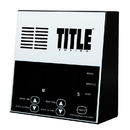 TITLE Boxing TPGT Professional Gym Timer