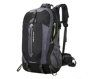 Large Lightweight Hiking Camping Backpack 50L with Waterproof Rain Cover Outdoor Bag