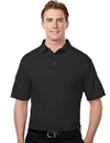 Tri-Mountain 108 Tenacity Men's Poly UltraCool mesh golf shirt, Embroidery