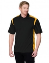 Tri-Mountain 145 Blitz Men's 100% Polyester UC Knit Polo Shirt
