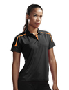 Tri-Mountain 171 Lady Titan Women's 100% Polyester UC Knit Polo Shirt
