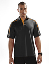 Tri-Mountain 174 Titan Men's 100% Polyester UC Knit Polo Shirt