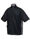 Tri-Mountain 2610 Icon Windproof/water resistant 1/2 zip short sleeve windshirt
