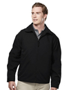 Tri-Mountain 2990 Avenue Men's soft twill polyester jacket with nylon lining
