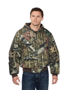 Tri-Mountain 4686C Timberline Camo Heavyweight work jacket with Realtree AP pattern
