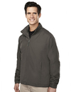 Tri-Mountain 6015 Helios Men's 100% Polyester long sleeve jacket with water resistent