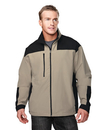 Tri-Mountain 6050 Harbor Microfiber jacket with mesh lining