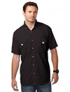 Tri-Mountain 703 Reef Men nylon shirt with UPF protection and ventilated back