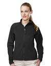 Tri-Mountain 7320 Arena Women's polyknit fleece full zip jacket, Embroidery
