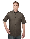 Tri-Mountain 785 Freebore Men's Cotton/Poly 60/40 SS Woven Shooting Shirt