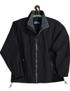 Tri-Mountain 8090 Patriot Nylon jacket with fleece lining