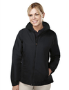Tri-Mountain 8860 Sequel Women's 100% polyester long sleeve jacket with water resistent