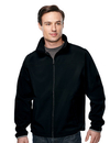 Tri-Mountain J6380 Quest Men's jacket with top yoke and slash pocket