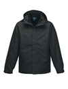 Tri-Mountain J8750 Utah Men's 2 in I 100% Polyester W/R jacket, inside poly fleece jacket