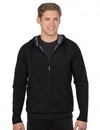 Tri-Mountain K637 Leverage Men's Tri-Blend French Terry Hoody