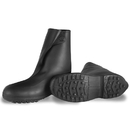 Tingley Winter-Tuff Ice Traction Stretch Rubber Overboots Black, Cleated - Studded Outsole