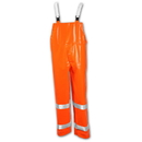 Tingley O53129 Comfort-Brite Overalls, Orange