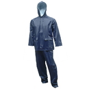 Tingley Tuff-Enuff Plus  25mm Double Ply PVC - Blue - 2 Pc - Jacket - Zip Front - Snap Fly Front Pants - Retail Packed