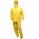 Tingley S62217 Tuff-Enuff Plus 2-Piece Suit, Yellow