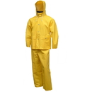 Tingley S63217 Comfort-Tuff 2-Piece Suit, Yellow