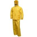 Tingley S63217 Comfort-Tuff 2-Piece Suit, Yellow