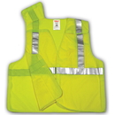 Tingley V70522 Job Sight Class 2 Breakaway Vest, Yellow