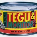 Tegu, monitor And Carnivore Food 6oz (can)