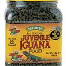 Iguana Juvenile Soft - moist Pellets 10oz (jar)