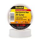 3M Scotch Vinyl Electrical Tape 35 - Gray, 3M-35GY