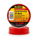 3M Scotch Vinyl Electrical Tape 35 - Red, 3M-35RD