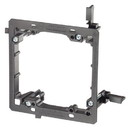 Arlington 2-Gang 4pt Heavy Duty Low Voltage Bracket, ARL-LV2HD