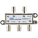 MoCA Broadband Digital 4-Way Splitter