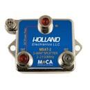 Holland Electronics MoCA 2-Way Splitter for DirecTV, HOL-MSAT-2