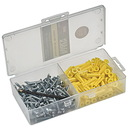 Klein Tools Conical Anchor Kit - 100pc