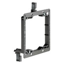 Arlington LV2 Dual Gang Low Voltage Bracket, LV2