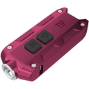Nitecore TIP 2017 Metallic Keychain Flashlight - Red