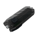 Nitecore TUBE USB Rechargeable Pocket Flashlight - Black
