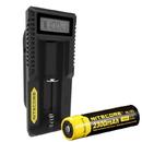 Nitecore UM10 USB Charger w/ 1x 2300mAh 18650 Battery