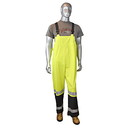 Radians Class 3 Fortress Overalls, Green - Medium