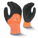Radians Cold Weather Latex Coated Glove - L, RAD-RWG17-L