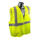Radians Class 2 Safety Vest, Green - 2X