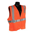 Radians Class 2 Safety Vest, Orange - Large
