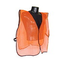 Radians Non-Rated Safety Vest, Orange