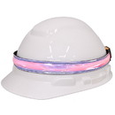 Rack-a-Tiers Glow-Safe Hardhat Halo - Rechargeable