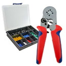 Rexford Tools 802 Piece Insulated Ferrule Kit w/ Crimper, RTC-864-KIT